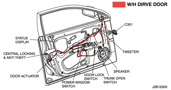Electrical Wiring    Diagram    2006 NubiraLacetti 21 FRONT