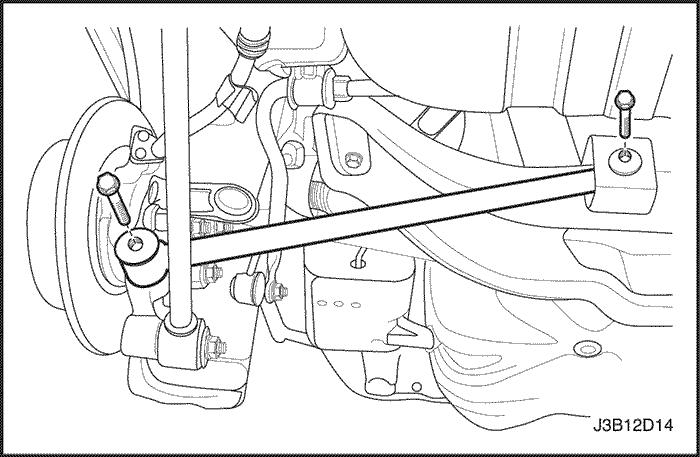 Схема передней подвески шевроле лачетти универсал 22