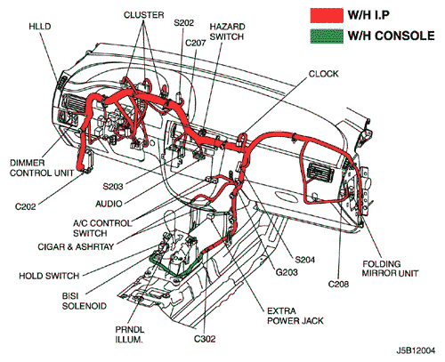 Electrical Wiring Diagram 2006 Nubira-lacetti 3  Ecm  Engine Control Module    Hv