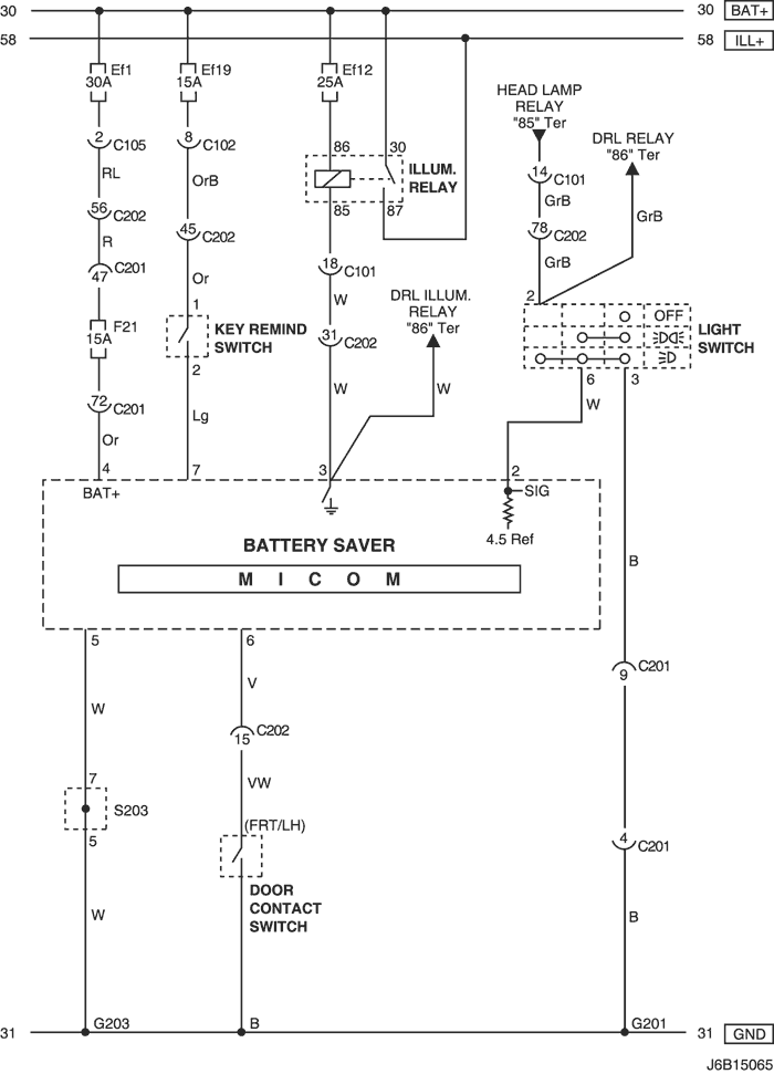 electrical wiring diagram 2006 nubira lacetti 34 battery saver circuit rh mylacetti ru
