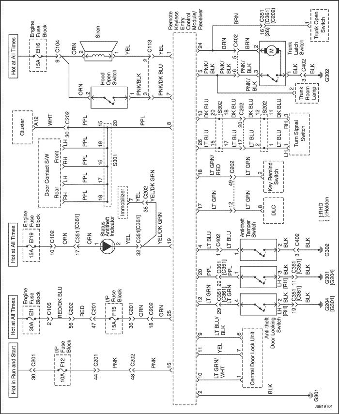 Remote Transmitter Schematic