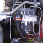 Установка антипробуксовочной системы ABS/TCS